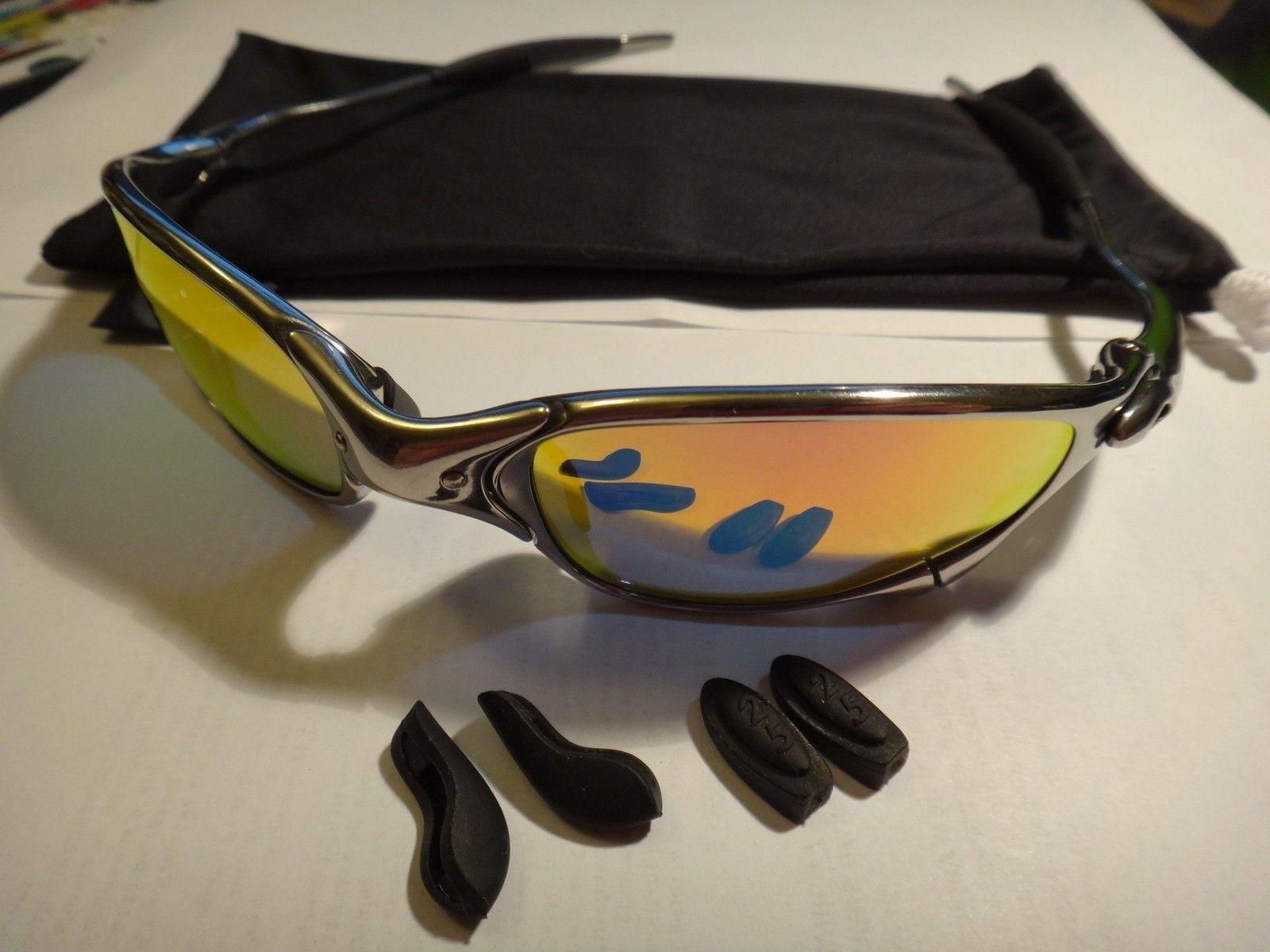Polished juliet w/ fire iridium polarized lens $365 contUS - DSC07474.JPG