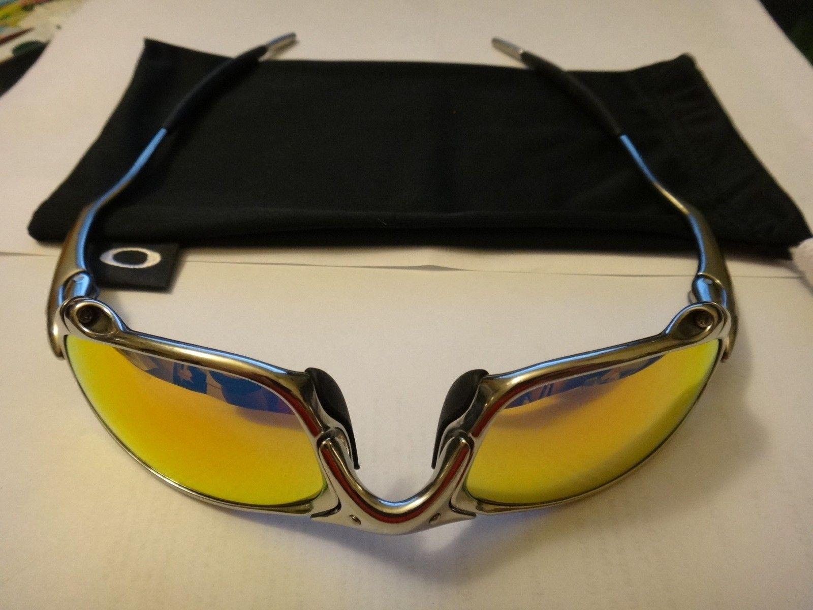 Polished juliet w/ fire iridium polarized lens $365 contUS - DSC07475.JPG