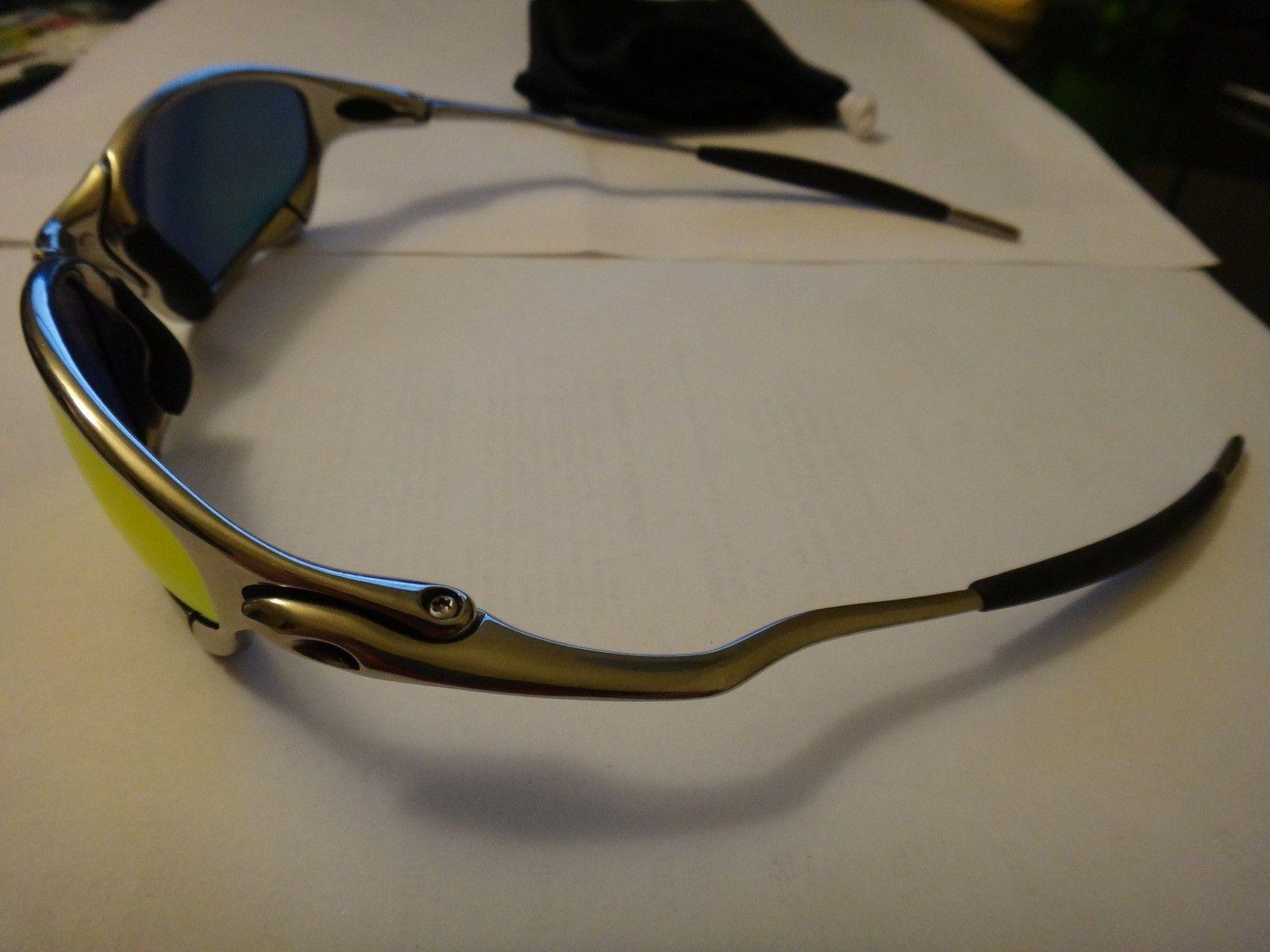 Polished juliet w/ fire iridium polarized lens $365 contUS - DSC07476.JPG