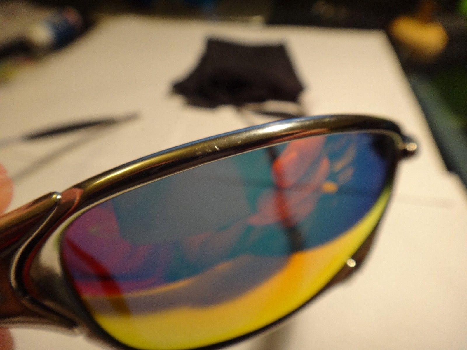 Polished juliet w/ fire iridium polarized lens $365 contUS - DSC07480.JPG