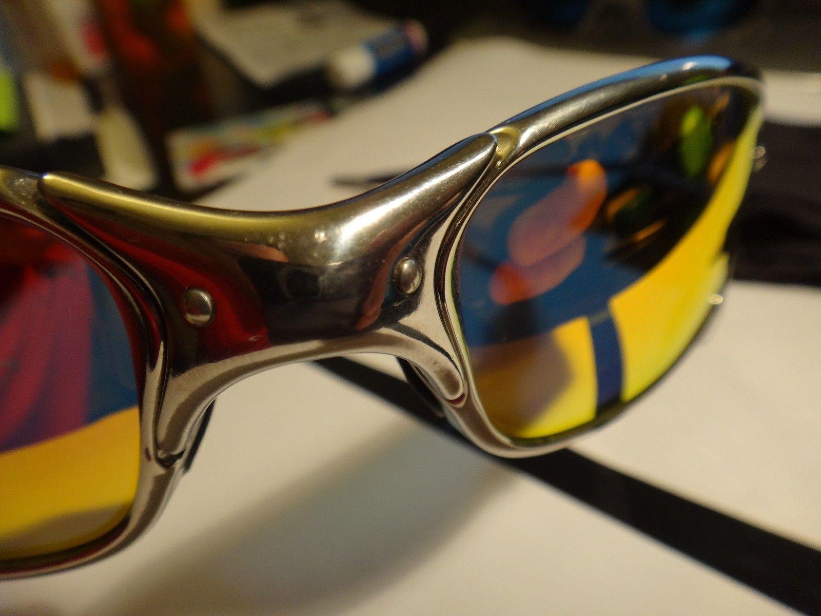 Polished juliet w/ fire iridium polarized lens $365 contUS - DSC07481.JPG