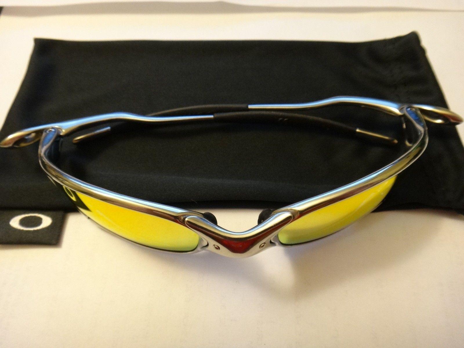 Polished juliet w/ fire iridium polarized lens $365 contUS - DSC07485.JPG