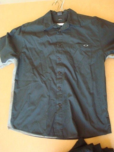 Button Down SS Shirts (Size M) 34 34 Heavy Cotton Cargo Crew Pants - DSC08670.JPG