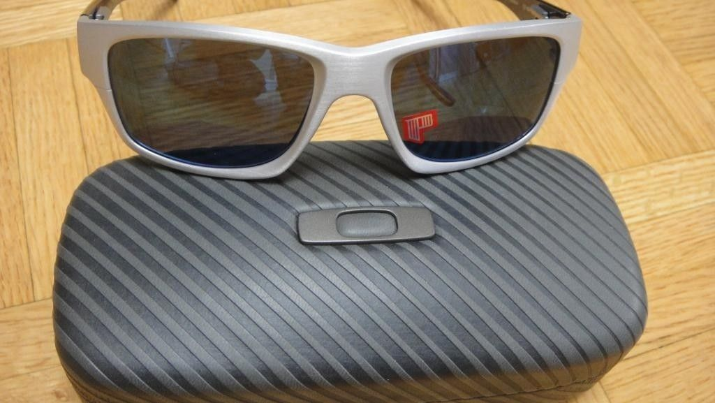 BNIB Jupiter Factory Lite Polarized (Brushed Aluminum/Ice Lens) - DSC08994.jpg