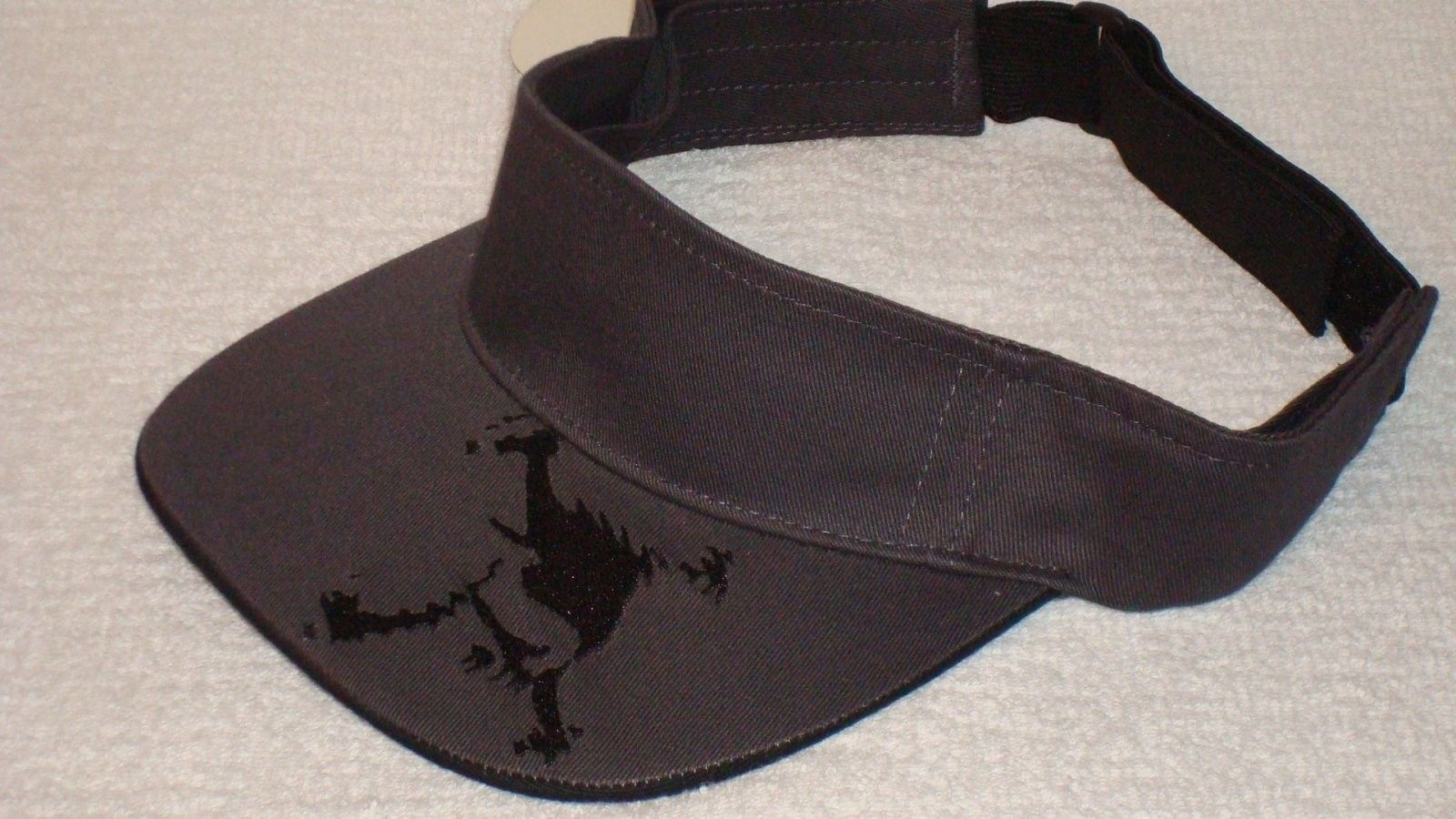 Visors And Hat Camo - Skull - Wool - DSC09130.JPG