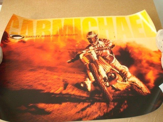 1999 & 2000 Lance Armstrong 2001 Ricky Carmichael Posters - DSC09152.JPG