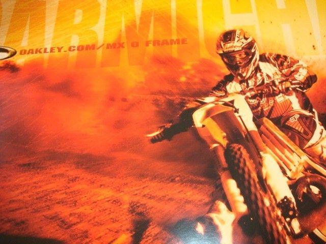 1999 & 2000 Lance Armstrong 2001 Ricky Carmichael Posters - DSC09153.JPG