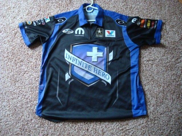 2014 NHRA Infinite Hero Crew Shirt XXL - DSC09971.JPG