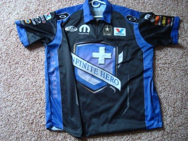 2014 NHRA Infinite Hero Crew Shirt XXL - DSC09972.JPG