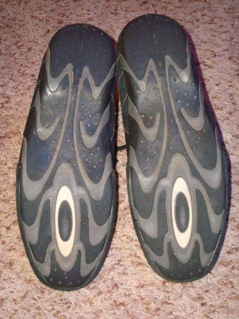 Race Mid Shoes Size 9.5 VGC SFI certified Carbon X Black - DSC09990.JPG