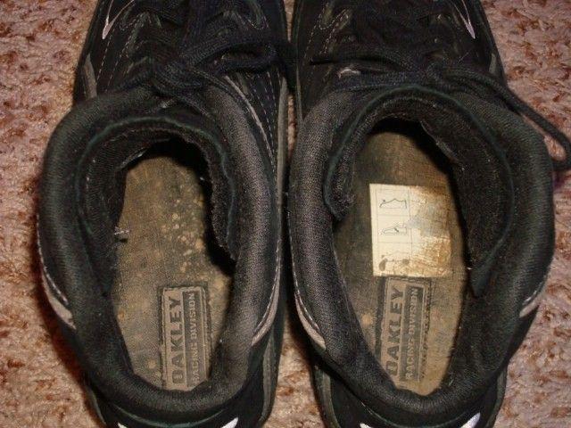 Race Mid Shoes Size 9.5 VGC SFI certified Carbon X Black - DSC09992.JPG