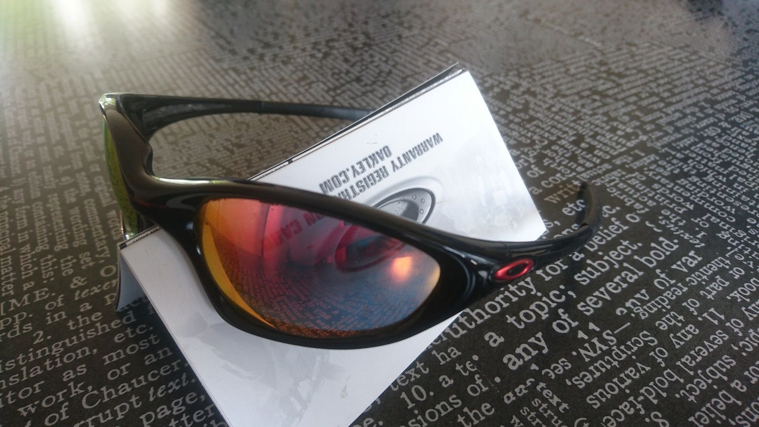 Giveaway: A Twenty for your story | Oakley Forum