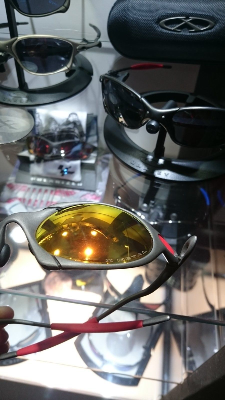 X-metal R1 with 2 sets of OEM lenses - DSC_0053.JPG