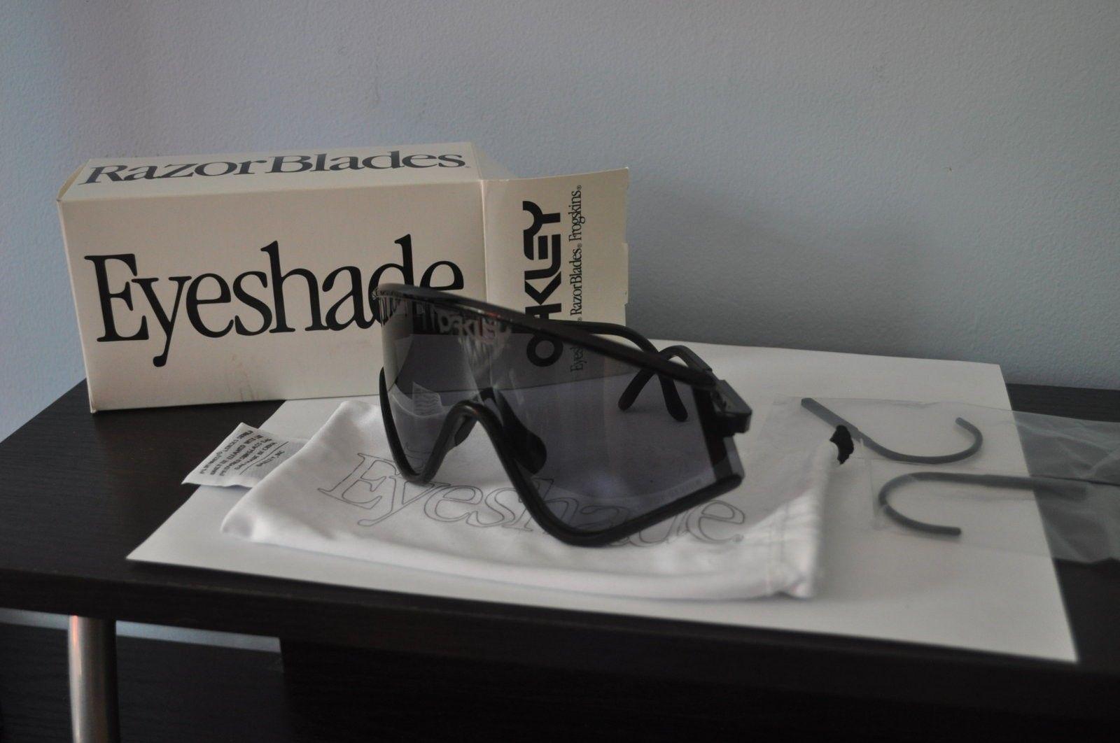 Disruptive by Design Eyeshade, 2010 Eyeshade (neon yellow), Vintage and 30th eyeshade - DSC_0094.JPG