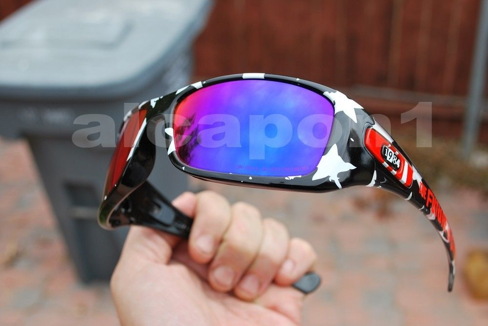 Oakley Hijinx Frank Kozik FACTORY +red Polarized RARE - DSC_0234copy.jpg