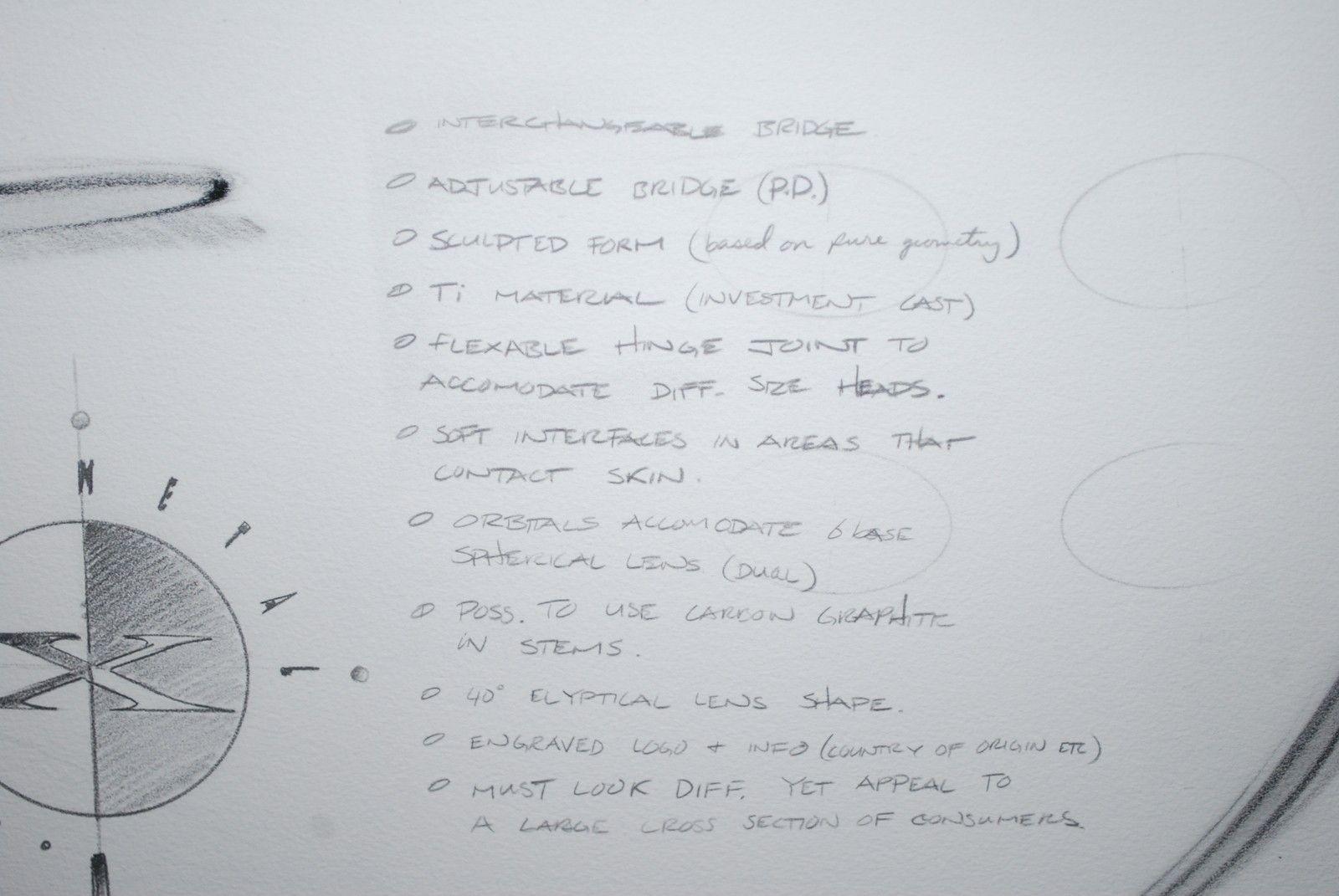 Oakley Giclee Romeo sketch/lithograph - DSC_0294.JPG