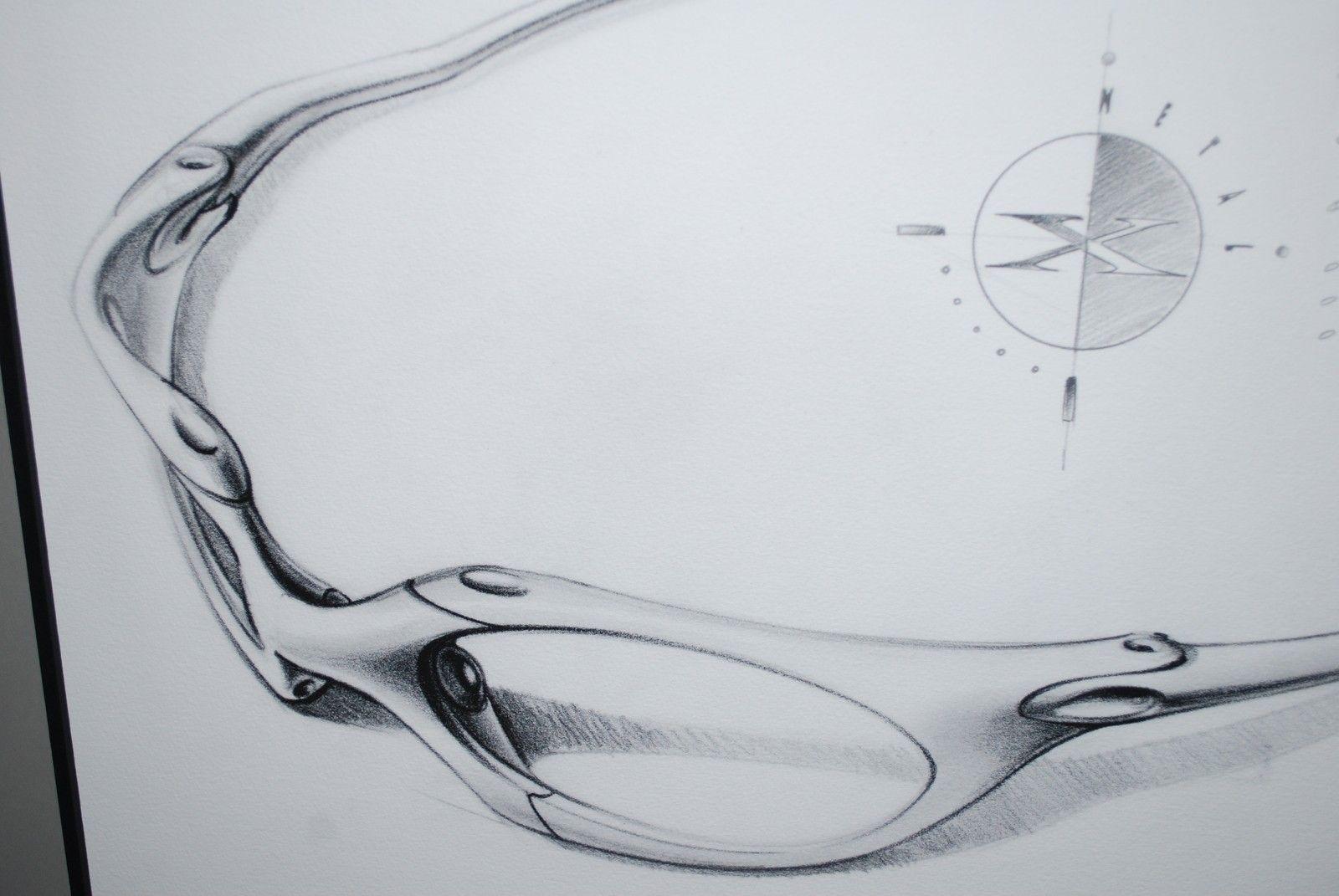 Oakley Giclee Romeo sketch/lithograph - DSC_0295.JPG