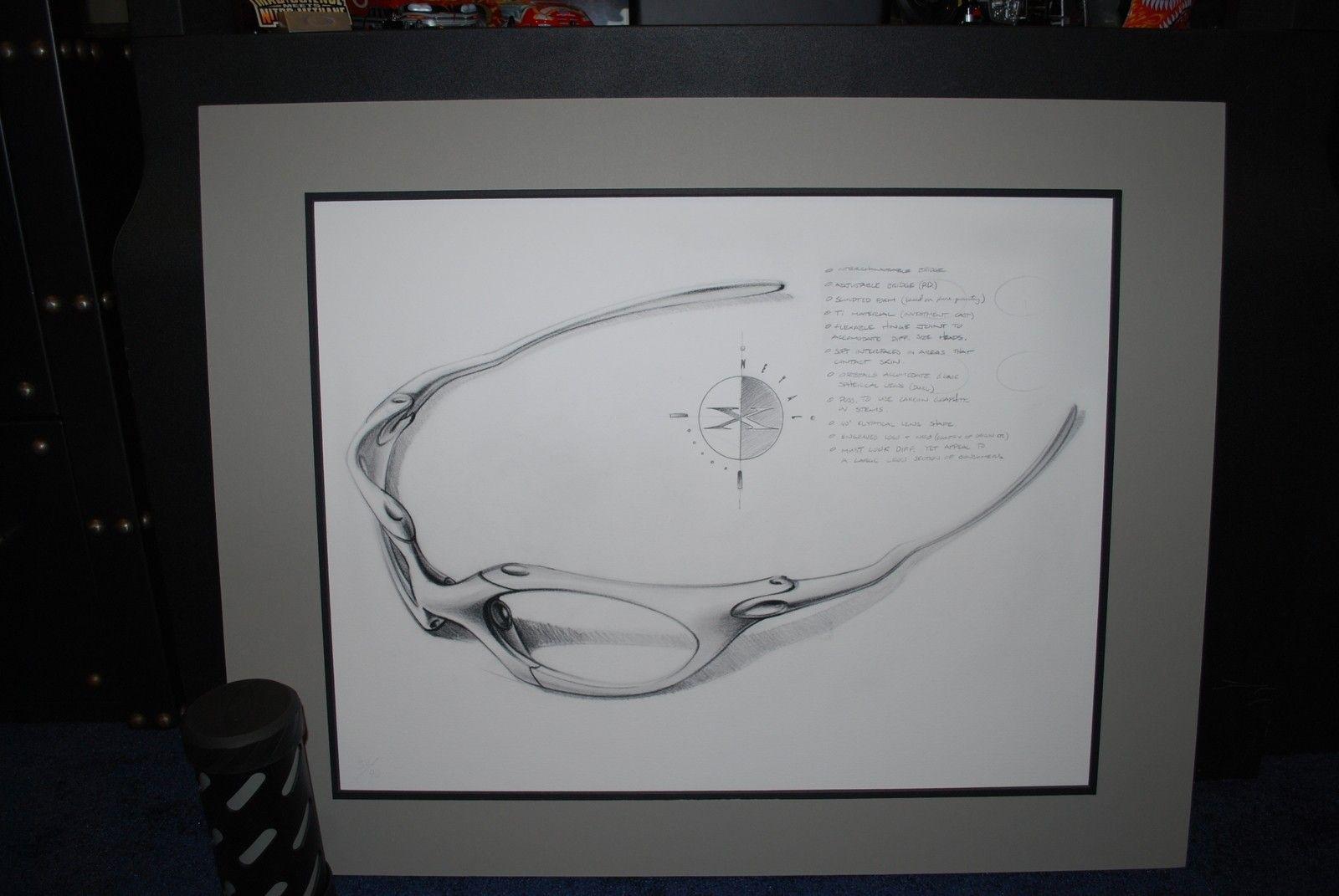 Oakley Giclee Romeo sketch/lithograph - DSC_0297.JPG