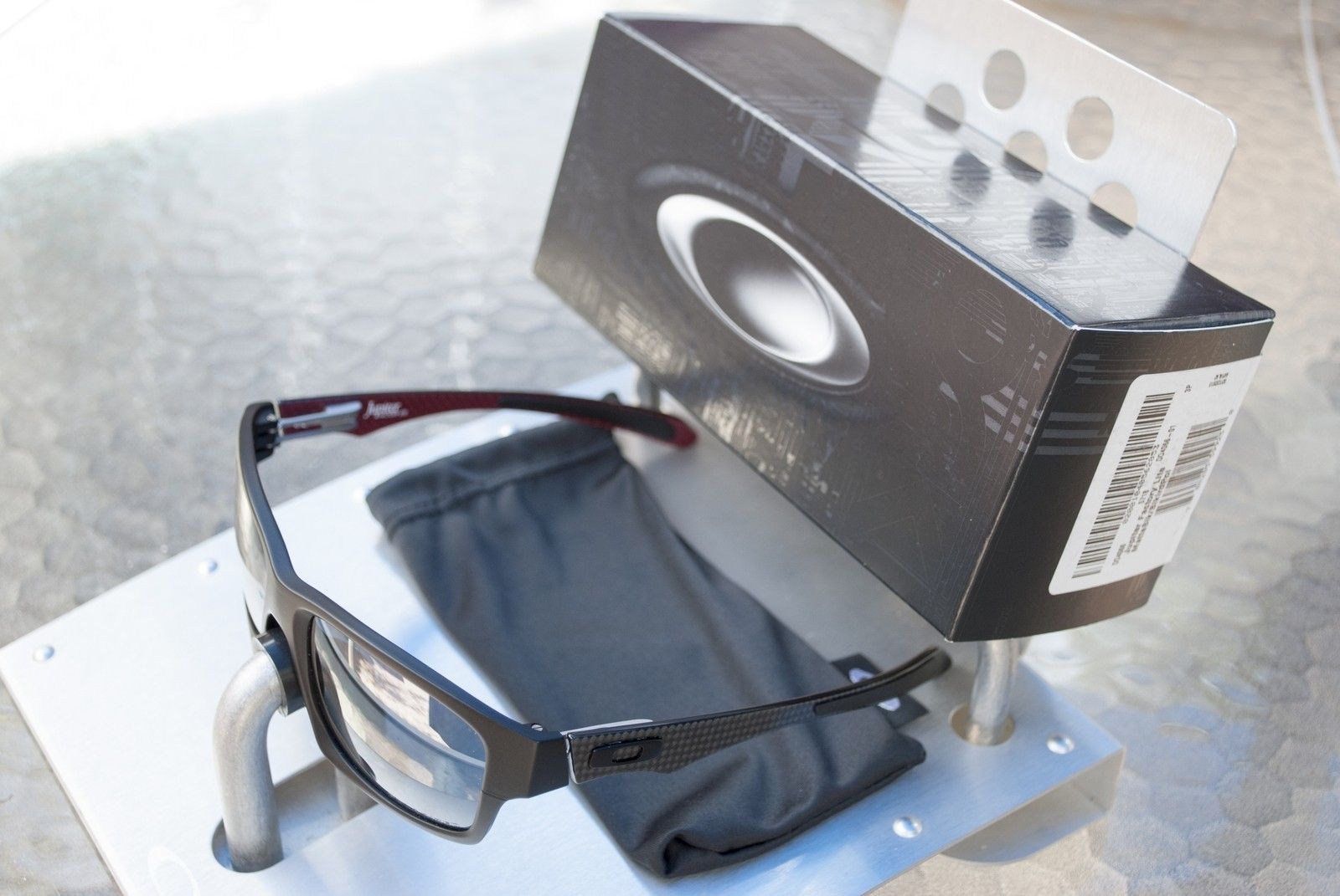 Oakley Jupiter Factory Lite Like New Comes complete - DSC_0328.jpg