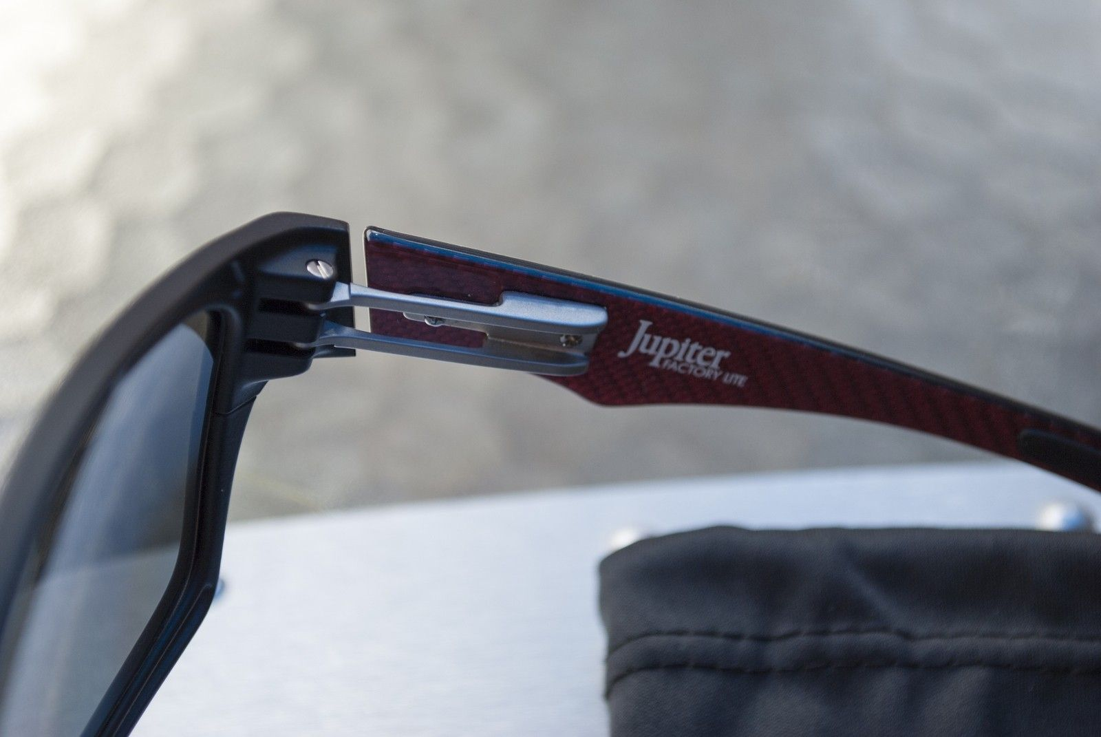 Oakley Jupiter Factory Lite Like New Comes complete - DSC_0331.jpg
