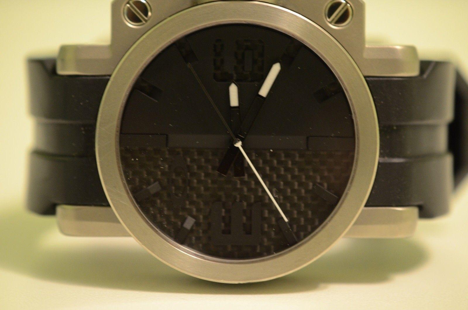 Gearbox Brushed Titanium- Carbon Fiber Dial SOLD! - DSC_0443.JPG