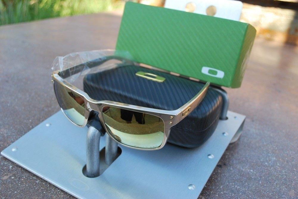FS / WTT-------SW Signature Series 24k Gold POLARIZED Holbrook . BNIB 315$ GOLD-BROOK - DSC_0523s.jpg