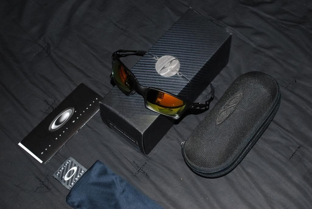FOR SALE Oakley X Squared With Fire Lenses.. Comes Complete With Everything 350$ - DSC_0600_zps22343ab0.jpg