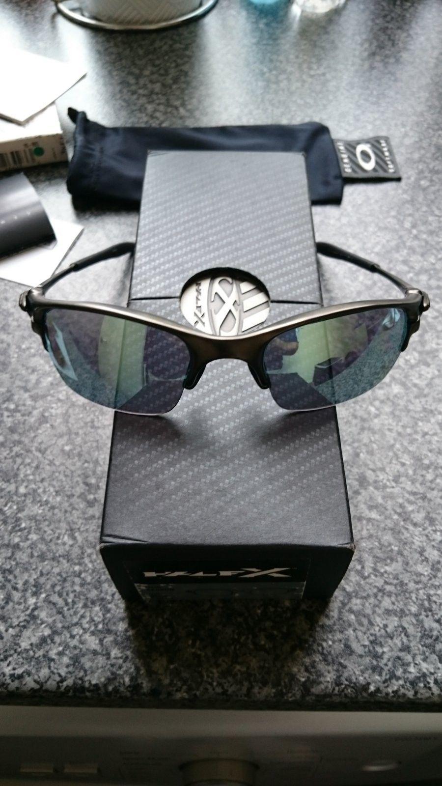 Carbon half-x w/BIP & Emerald lenses **SPF** - DSC_0733.JPG