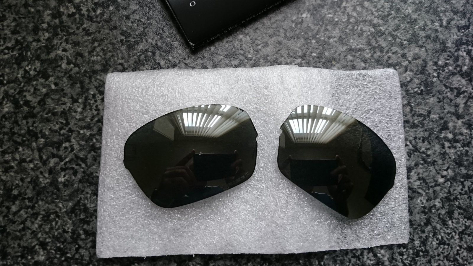 Carbon half-x w/BIP & Emerald lenses **SPF** - DSC_0734.JPG