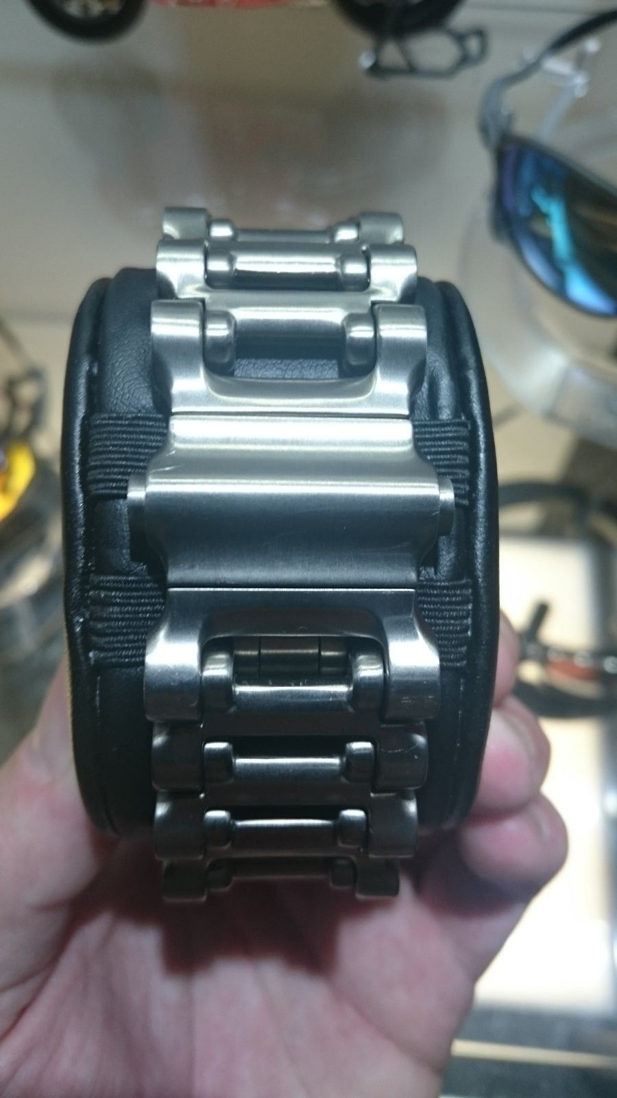 White face Hollowpoint watch - DSC_0938.JPG