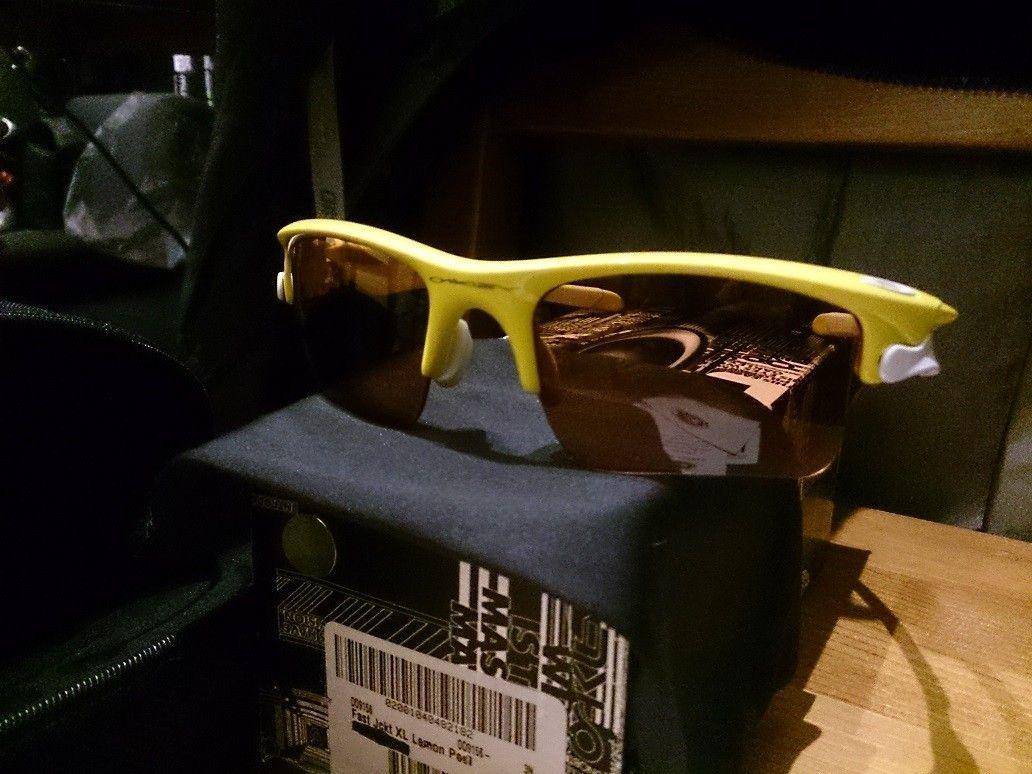 BNIB Fast Jacket Lemon Peel + VR28 OCP - DSC_4666.jpg
