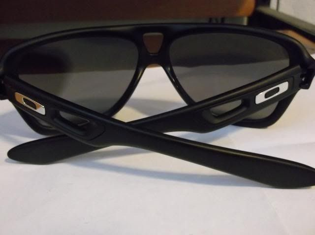 Oakley Dispatch 2 With Chrome Iridium Lens And Polished Icon. - DSCF0665.jpg
