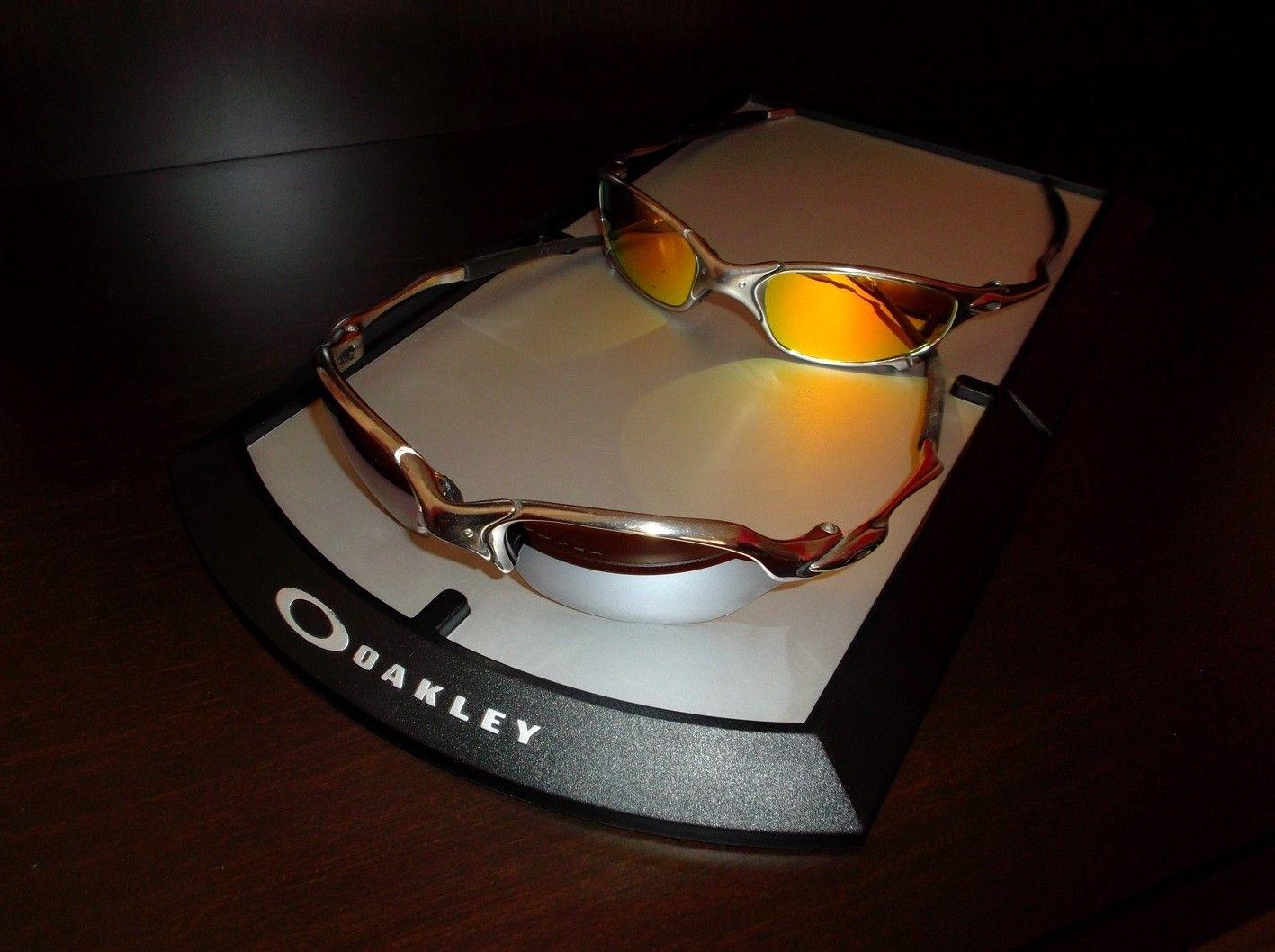 My Oakley Juliet & Oakley Romeo 2 - DSCF0917.JPG