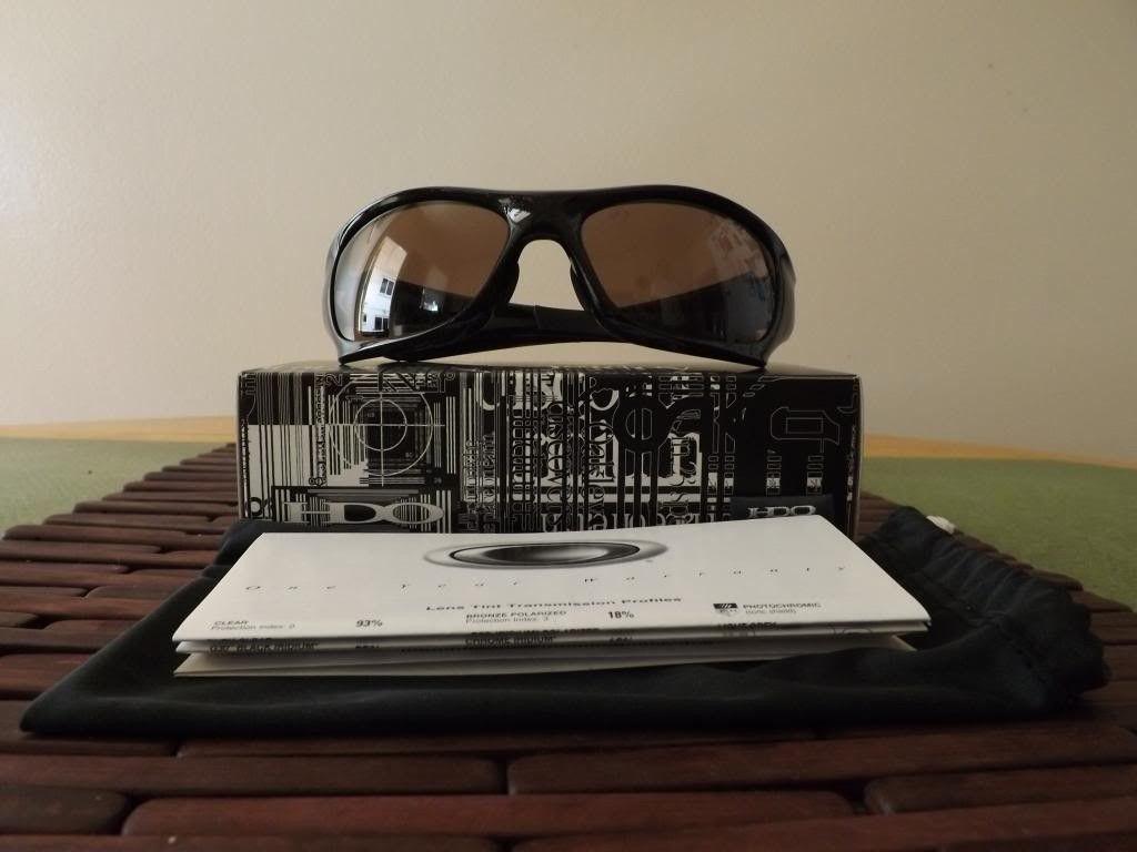 Pit Bull Pit Bull Metallic Black / OO Grey Polarized BNIB $100 Shipped - DSCF1032_zps23d0093a.jpg