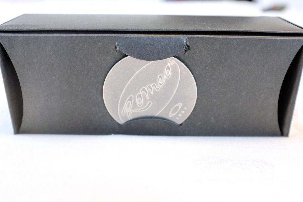 Oakley Romeo 1 Titanium/Gold - complete set - DSCF2617.jpg