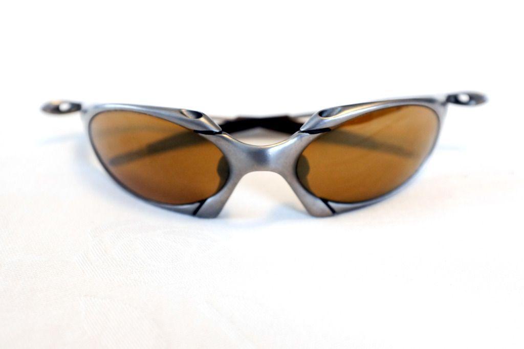 Oakley Romeo 1 Titanium/Gold - complete set - DSCF2619.jpg