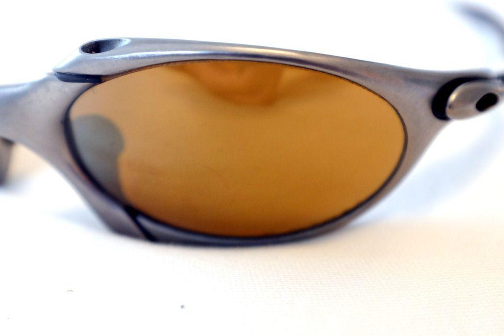Oakley Romeo 1 Titanium/Gold - complete set - DSCF2621.jpg