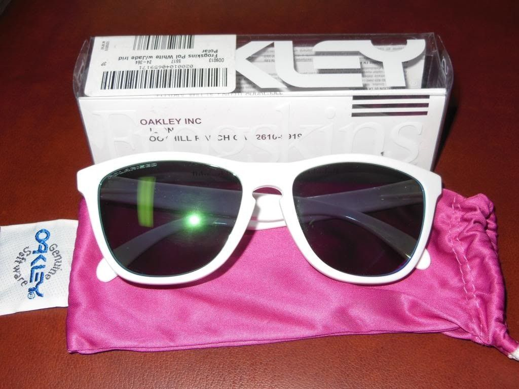 Frogskin Polished / White Jade Iridium Polarized BNIB 24-364 - DSCN04281_zps8b7dba7e.jpg