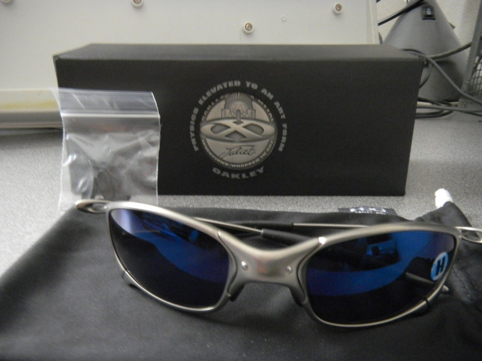 BNIB Juliet Plasma With Ice Polarized - DSCN1582.JPG