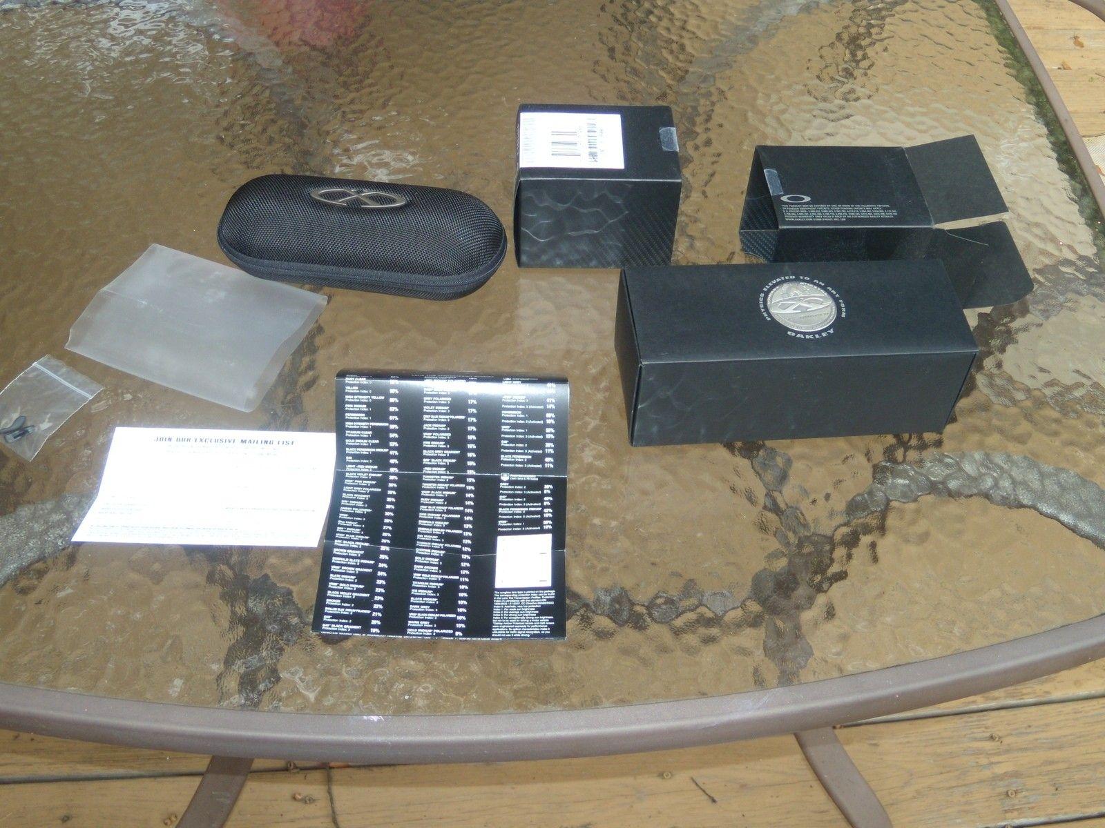XX Squared Polished Carbon w/ Black Iridium Polarized lenses mint condition $450 obo - DSCN5988.JPG