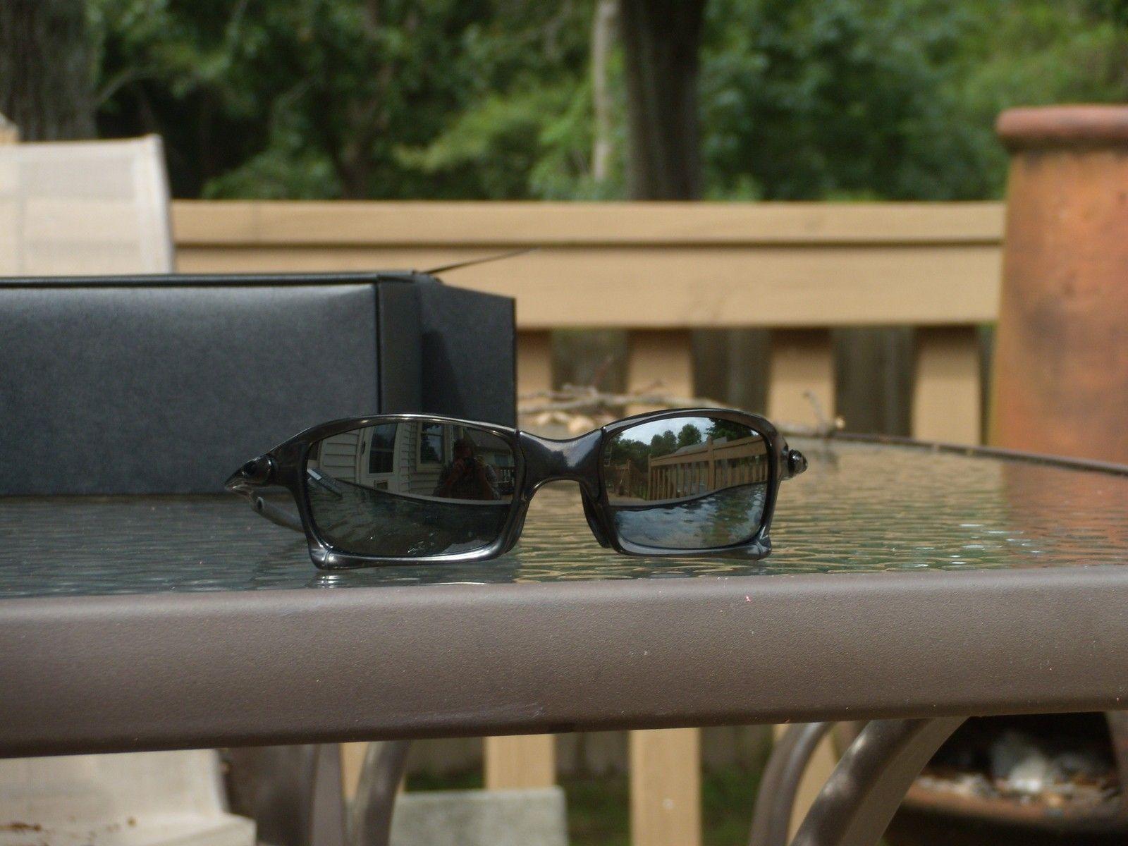 XX Squared Polished Carbon w/ Black Iridium Polarized lenses mint condition $450 obo - DSCN5992.JPG