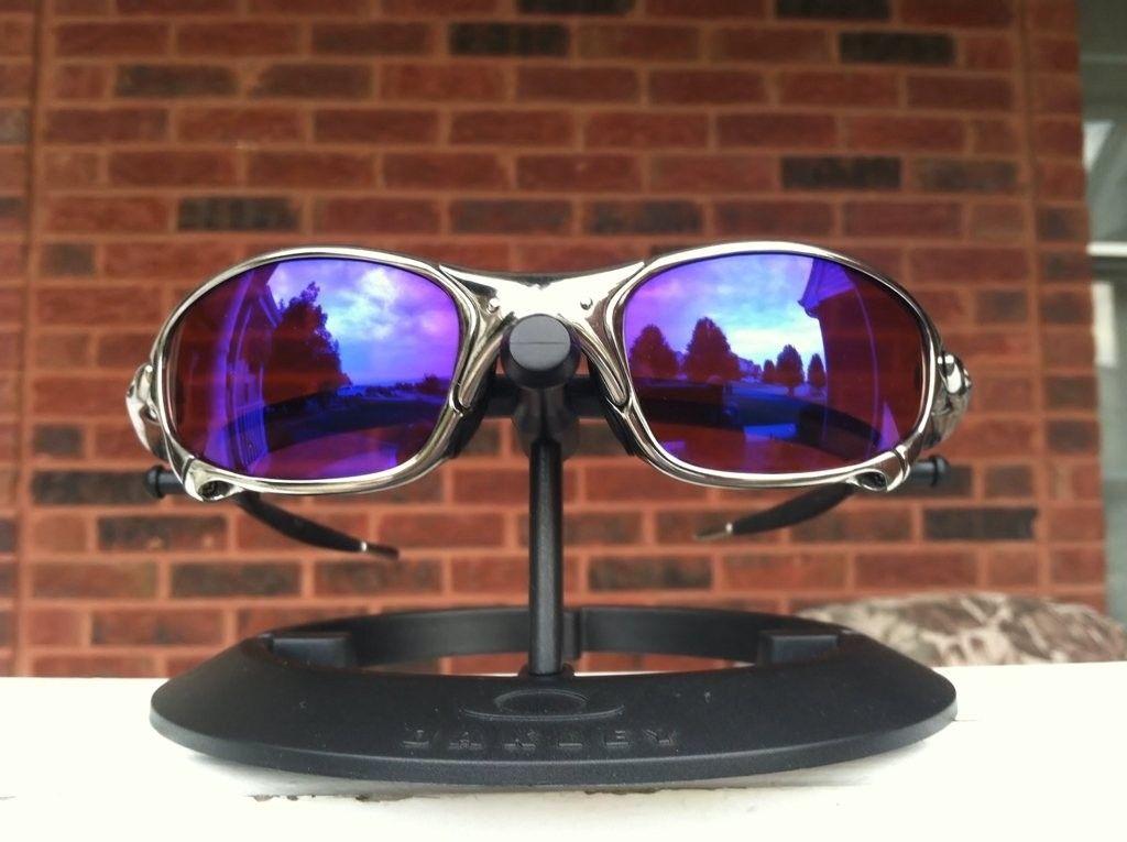 Oakley Juliet......Polished/Blue Iridium - e6uty7yv.jpg