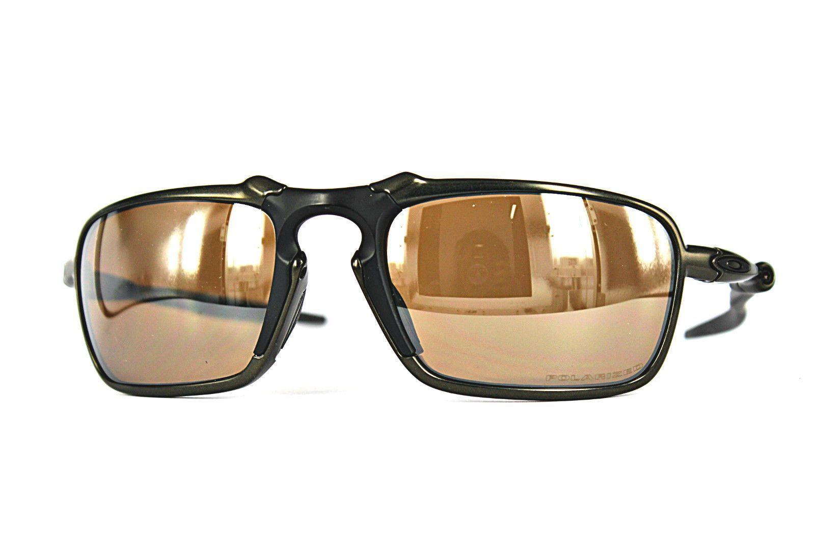 Oakley Badman Pewter w/ Tungsten Polarized - e7k7h7dy.jpg