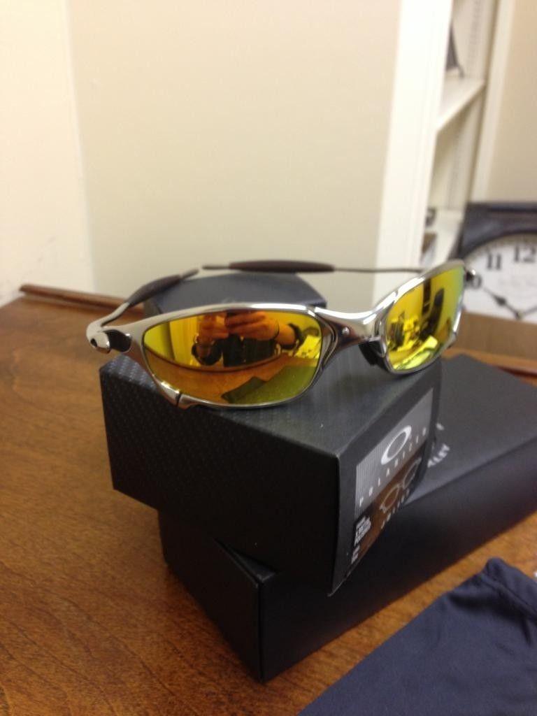 Brand New Polished Polarized Fire Juliet Custom Oakley Rubber Kit - ebay993_zps6cda0931.jpg