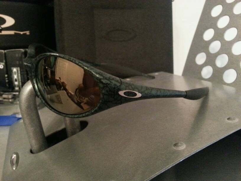 Oakley Batwolf Lenses >> For Sale - Gen 1 Fuel Eye Jacket And Lance Armstrong Pro M ...