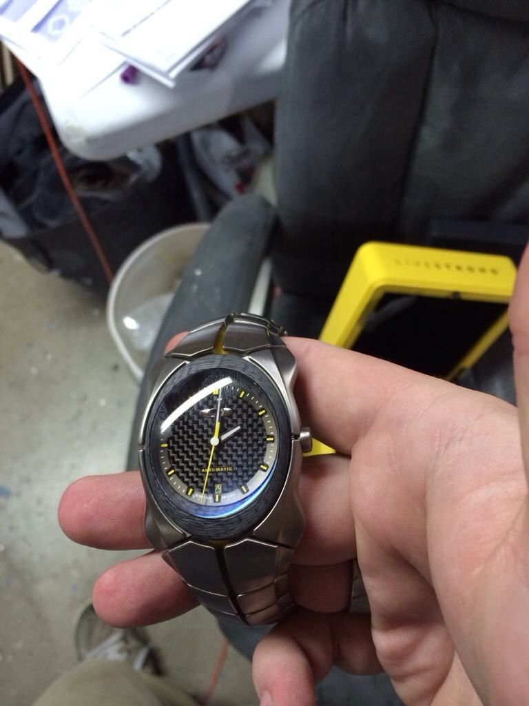 Livestrong and Original Timebomb Watch - enyrunus.jpg