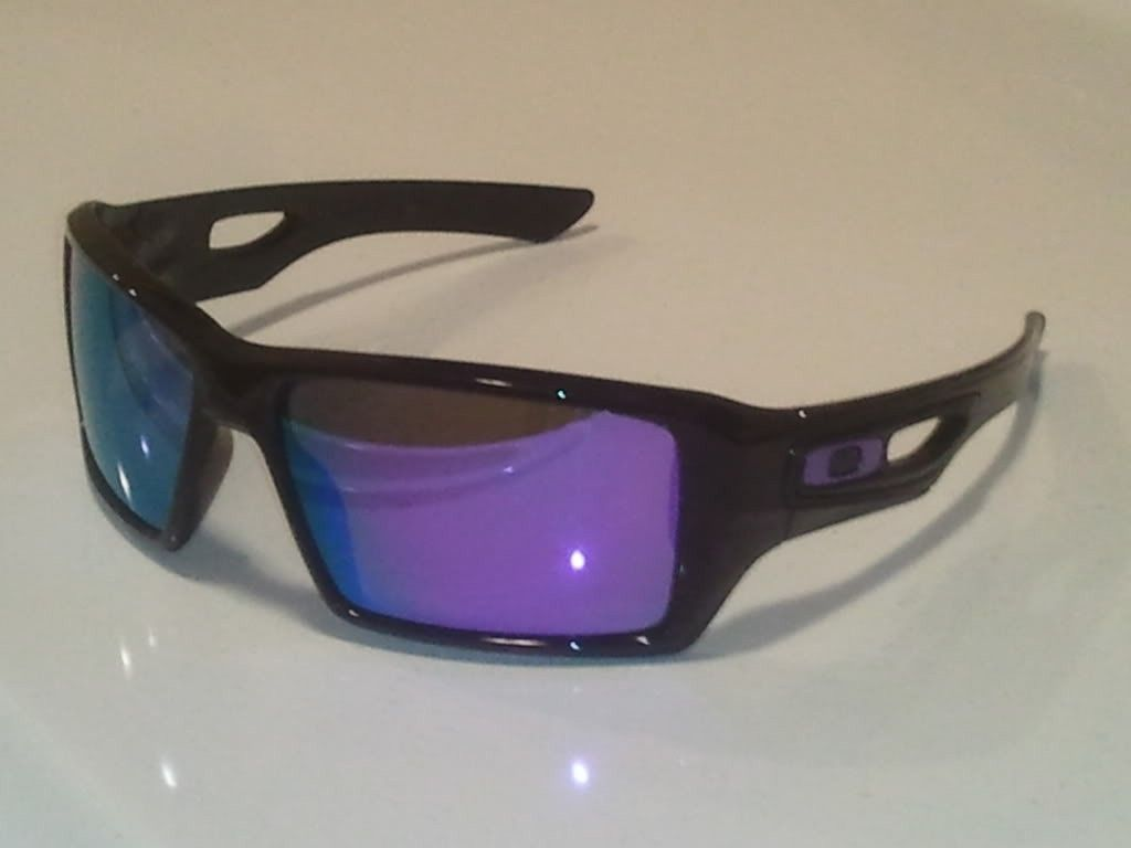 FS:  Oakley EYEPATCH 2 Polished Black W/ Violet Iridium Lenses - EP2-1.jpg