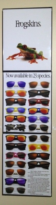 New Display Items - Framed Old School Oakley Ads - F229886F-07C2-47D1-B45F-9924F3FBB65F-11764-00000A9C4A98F021_zps9e88fd8a.jpg