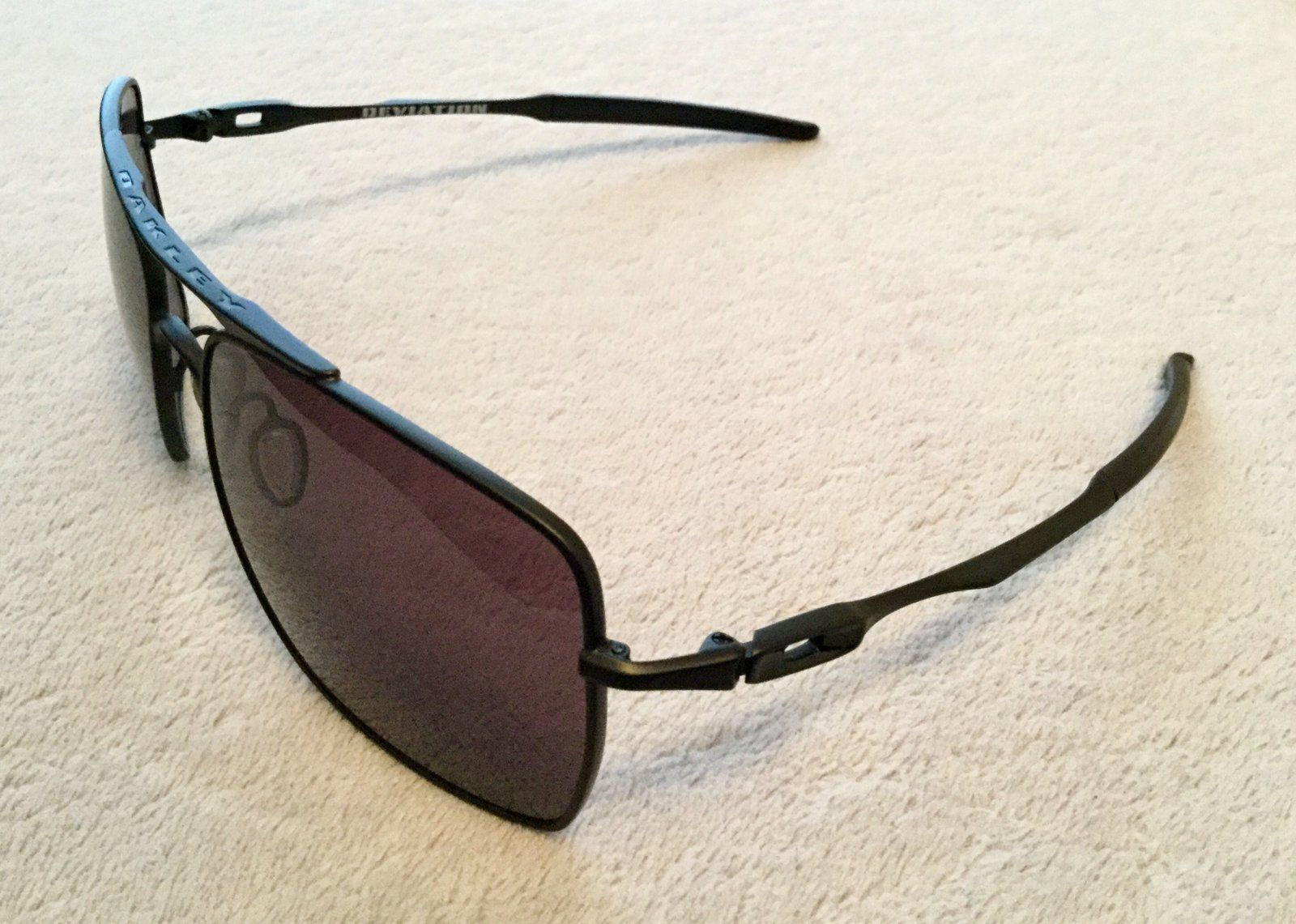 22bf513e51 Oakley Deviation Sunglasses (New) - F248A1B0-D3D7-4DF4-8CCB-774C9BBCEFB3