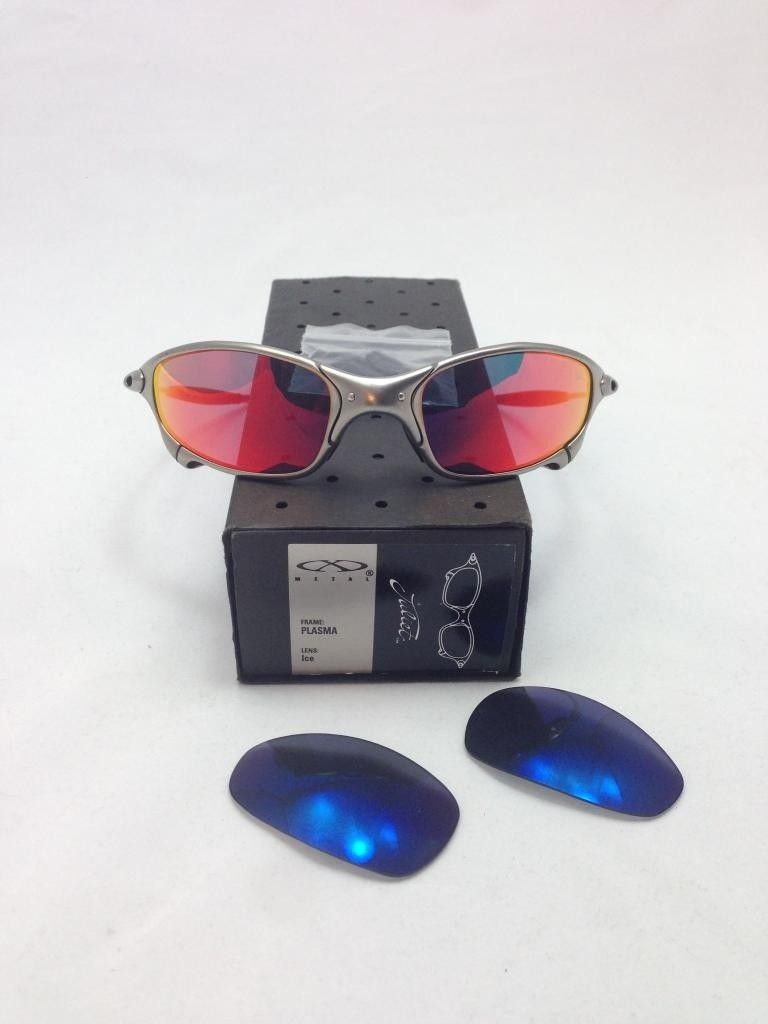 Plasma/Ice Juliet With Custom +Red Iridium Lens Gently Used - F2EFF215-C0E7-4783-B9A2-D27F3FD10E63.jpg
